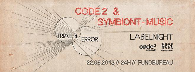 Trial & Error // Code2 & Symbiont-Music